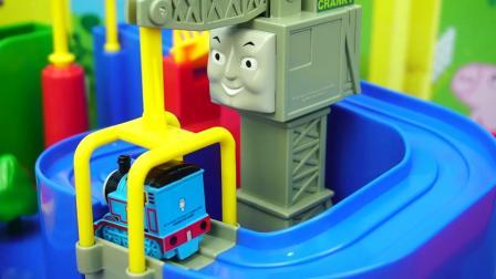 托马斯和他的朋友们轨道大冒险玩具