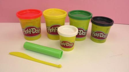 Play Doh 培乐多 彩泥套装 手工DIY 制作 意大利 美味 缤纷 披萨 展示