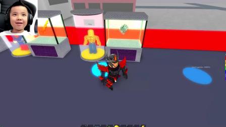 用ckn游戏解锁超级英雄战斗模拟器中的所有超级英雄