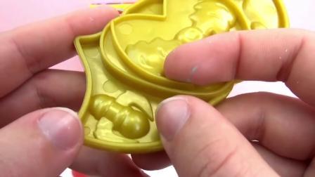 Play Doh 培乐多 超级英雄系列 之蜘蛛侠  彩泥套装 游戏组 拆箱 组装