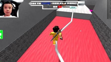 逃脱邪恶的牙医Roblox Obby游戏玩法CKN游戏