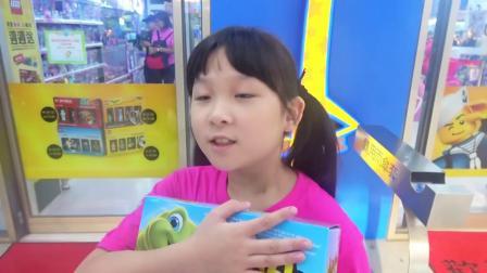 魔法宠物蛋双胞胎与妞妞见面活动花絮,玩具反斗城新生店[NyoNyoTV妞妞TV玩具]