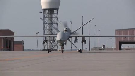 USAMC MQ-9捕食者无人攻击机