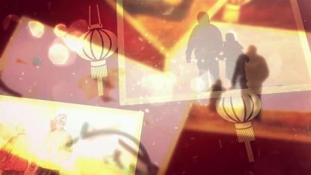 ae片头 会声会影 D67喜庆寿庆寿宴开场AE模板生日快乐祝福视频感恩父母长辈生日庆典视频 pr模板 年会视频