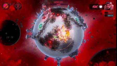 【3DM游戏网】《战斗星球:审判日》宣传视频