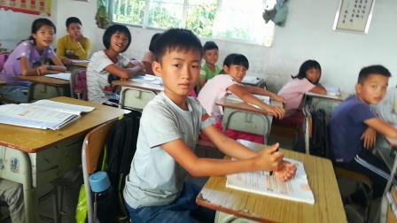 2019-2020学年第一学期五年级语文科《作文-我的老师》三湖小学 吴耀松