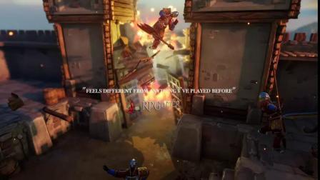 【游民星空】战术性战斗游戏《钢铁危机》预告