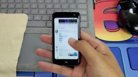 全世界最小的手机Palm上手体验