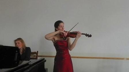 Beethoven - Romance No 1 G Vashkevicha