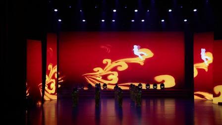 崂山区2019年中小学生艺术节汇报演出—宁真小学武术表演