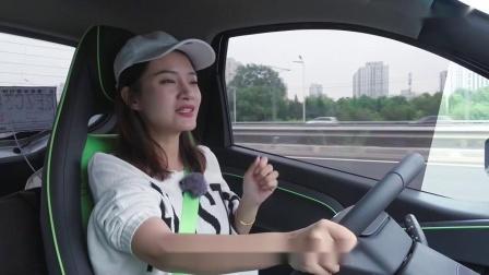 """【《小娴实测""""宝骏E100(双座纯电动微型车)"""",秋季充满电究竟能跑多少公里?》】"""