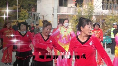 我和我的祖国(丹东市三下乡志愿服务团赴钟家堡村演出)