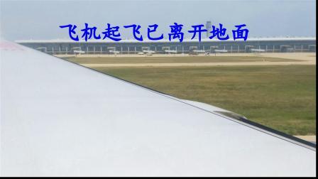 飞机壮观飞行全过程4k超高清