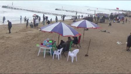 03青岛市;万平口海洋山海滩阳光海岸和景区