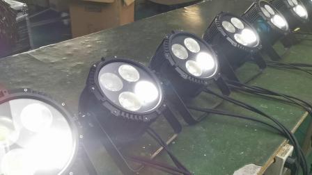4x50W防水四眼LED面光灯