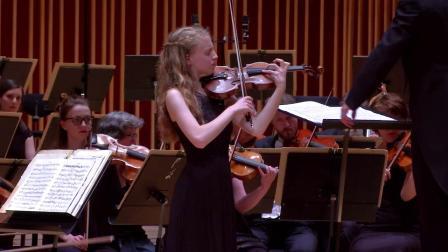 Brahms Violin Concerto Alva Holm