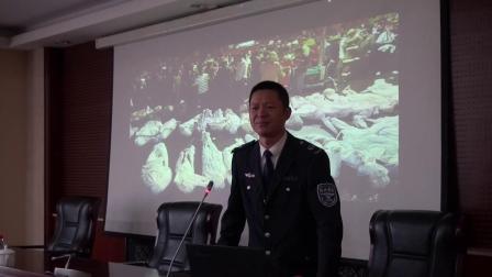 陕西省军区招待所消防安全学习演练
