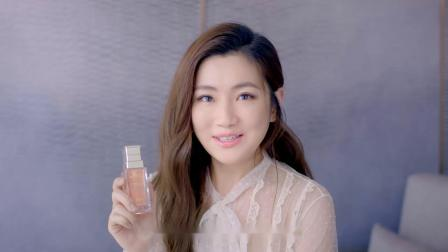 Selina 任家萱,用迪奧頂級保養再生花蜜系列養出最好的膚質!