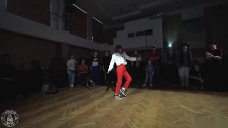 POPPING BEG 14 Krosh Boogie vs Kvetka
