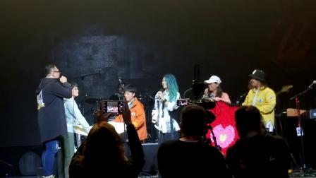 2019-10-13 2019 美在當下 京彩人聲 張芸京 Mini Concert 天津 京迷應援