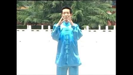 张勇涛杨式太极拳十三式