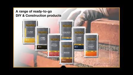 FFS粉体全自动包装机在水泥干粉砂浆应用案例-READER CEMENT