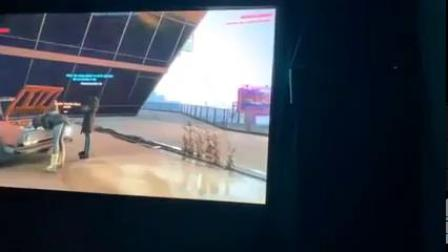 【游民星空】《赛博朋克2077》演示1