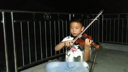 我和我的祖国小提琴曲