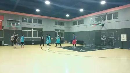 王牌篮球俱乐部VS云飞篮球俱乐部2019年10月19日07时34分06秒