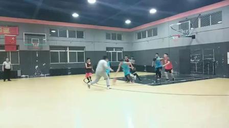 王牌篮球俱乐部VS云飞篮球俱乐部2019年10月19日07时56分59秒