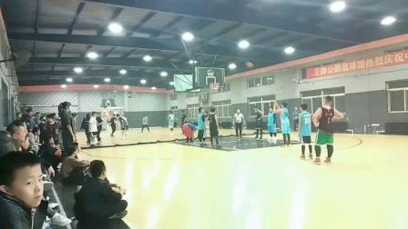 王牌篮球俱乐部VS云飞篮球俱乐部2019年10月19日08时06分19秒