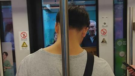 上海地铁6号线AC-14关门蜂鸣