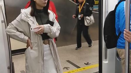 上海地铁9号线09A03关门蜂鸣