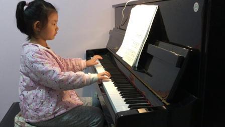 四小天鹅舞曲 钢琴曲 柴科夫斯基 丫丫练钢琴