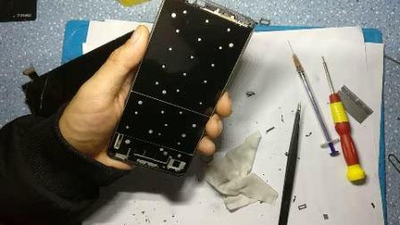 vivoX20a如何拆机安装屏幕换总成教程屏幕不会开胶完美装机
