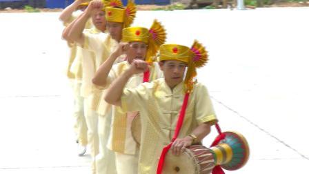 勐混镇勐混村委会老龄体育协会成立十周年暨活动场所落成典礼