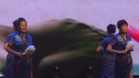 第三届中华旗袍文化交流峰会——19中国大舞台 湖南株洲湘韵天使艺术团