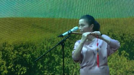 丁金华:笛子独奏《又见山里红》.