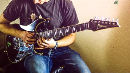 【Vola Guitar】法国前卫金属 KADINJA  - Shades 演示