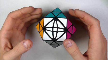 The Rexoctahedron³ - A 3D Printed Rubik's Cube
