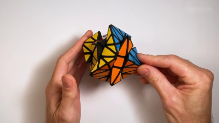 Ripple Cube by Raphaël
