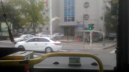 丹东公交。小东沟街121草莓沟。51B