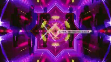 《谁》雪十郎配乐LED舞台背景高清视频