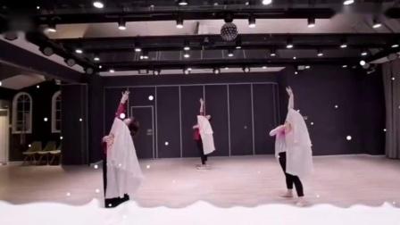 佳鑫大扇舞《雪中梅》