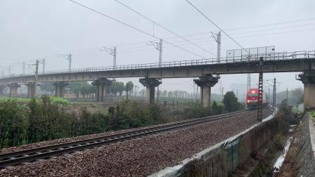 K1374次 SS90160 通过沪昆线K180KM临平临丁路旁