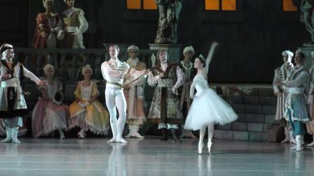 2019.9.29 马林 泪泉 1幕 片段 Maria Shirinkina, Nikita Korneyev.