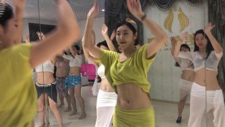 美君老师课堂基本功练习组合【胸西米➕手臂➕步伐】