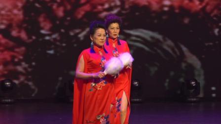 第三届中华旗袍文化交流峰会——10爱在天地间 武汉市汉阳枫叶红时装舞蹈艺术团