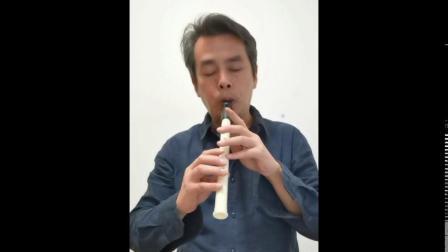 #才艺# 梦想哨笛,第二次试模吹奏《七甲山》