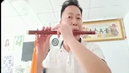 骏马奔驰保边疆_笛子独奏